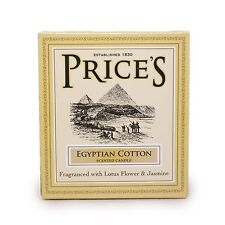 Price's candles: Heritage Vintage collection: Egyptian Cotton