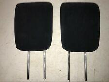 18 Nissan Armada 3RD Row Head Rest , Black Cloth OEM