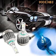 9005 HB3 Ice Blue 8000K COB LED Headlight Conversion Kit For High Low Beam DRL