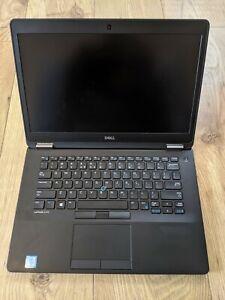 """Dell Latitude E7470 Core i5 6300U 2.5GHz 8GB 256GB SSD 14.1"""" FHD Windows 10 562"""