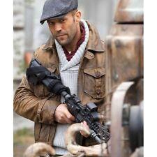The Expendables 2 Film Jason Statham Leather Jacket