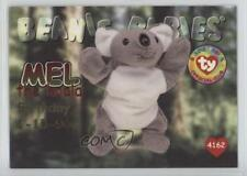 1998 Ty Beanie Babies Series 1 Chase Red 39 Birthday or Rookie Mel the Koala 1o8