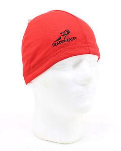 Headsweats Eventure Skull Cap Cycling Cap Red