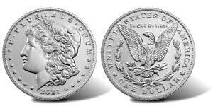 2021 CC Privy Morgan Silver Dollar - Carson City - Order Shipped - Free US Ship