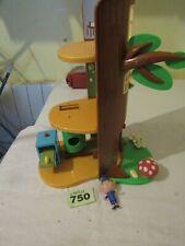 Ben & Holly Elf Tree Playset
