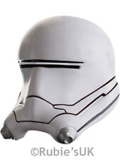 Star Wars The Force Awakens Flametrooper 2 Piece Deluxe Adult Mask Cosplay