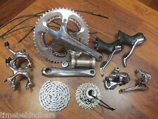 SHIMANO DURA ACE 10 SPEED DOUBLE 172.5 7800 GROUP GROUPPO COMPLETE BUILD KIT