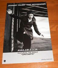 Johnny Marr The Messenger Poster Original Promo 17x11 The Smiths