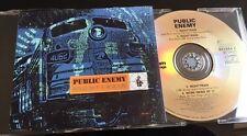 PUBLIC ENEMY NIGHTTRAIN CD
