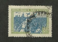 Argentina: 1930; Scott 391 used. AR77