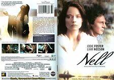 Nell ~ New DVD ~ Jodie Foster, Liam Neeson, Natasha Richardson (1994)