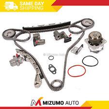 Timing Chain Kit Water Pump Fit Infiniti G35 Nissan Altima Maxima Murano VQ35DE