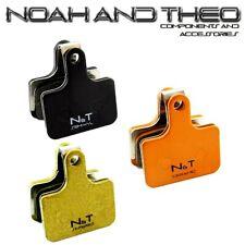 N&T Shimano Metrea BR U5000 L02 L04 comp Semi Ceramic Sintered Disc Brake Pads