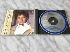 Barry Manilow  MANYLOW CD Orig 1985 RCA Made in Japan PCD1-7044 RARE Self Titled