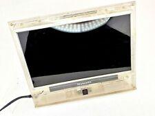 "Skyworth 13"" LED Digital Clear Transparent Prison Monitor Jail HD TV no Speakers"
