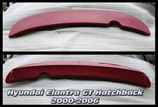 RARE Elantra GT Hatchback Spoiler 00-06 Painted Pewter NEW!