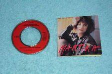 "Martika Maxi-CD I Feel The Earth Move - 3inch 3"" CD - 655228 1 - 2-track"