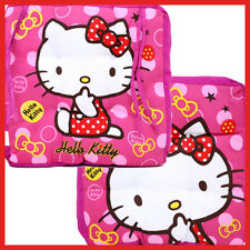 Sanrio Hello Kitty Chiar Cushion Pink Polka Dots - Licensed