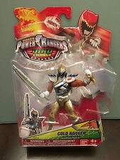 POWER RANGERS DINO CHARGE GOLD RANGER 12.5CM FIGURE ... RARE!!