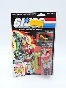 SNEAK PEEK Advanced Recon G.I. Joe 1986 MOC Sealed vintage figure American Hero