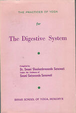 Practices of Yoga for the Digestive System Swami Saraswati Bihar Yoga pk health