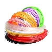 3D Printer Pen Filament Doodler 1.75mm Many Colours ABS PLA 10m Aussie Stock
