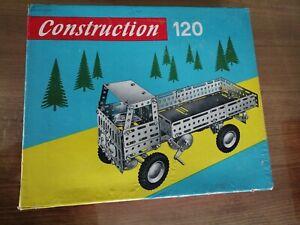 Construction Metallbaukasten 120