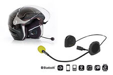 TWIINS D2 BLUETOOTH HELMET KIT - TWIN EARPIECE PHONE GPS HF MP3 TWN004