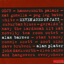 Alan Barnes - The Seven Ages Of Jazz [CD]