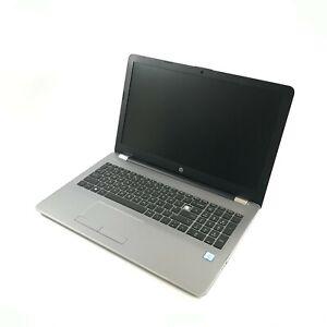 """HP 250 G6 Notebook 15.6"""" PC i5-7200U 2.50GHz 8GB DDR4 256GB SSD (Missing Key)"""