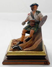 Figurine Art Collection VERLINDEN Ecossais au combat Ecosse Scottish kilt Epée