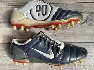 Nike Total 90 Zoom Air III US11 Italy Rare Boots Cleats