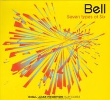 BELL - SEVEN TYPES OF SIX  CD NEW+