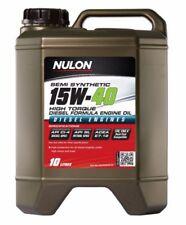 15W - 40 Oil Viscosity Motor Oil