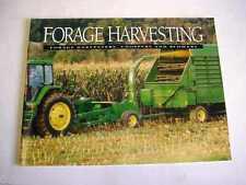 John Deere Forage Harvesting Brochure                                    b4