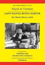 Miguel de Unamuno: Saint Manuel Bueno, Martyr: San Manuel Bueno, mártir (Aris