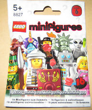 LEGO CLOCKWORK ROBOT TOY 1 x SERIES 6 MINIFIGURE 8827 NEW SEALED MORE AVAILABLE