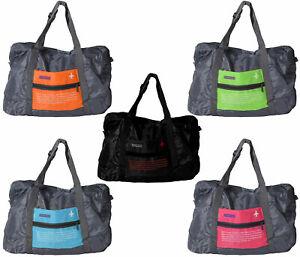 Faltbare Reisetasche Sporttasche Handgepäck Boardgepäck Freizeittasche Unisex