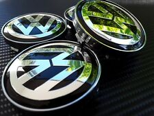 4 x 60 mm VW Felgenkappen, Nabendeckel für VW Alufelgen NEU
