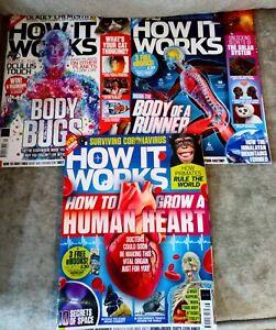 How it works magazine x 3