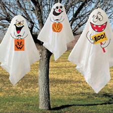 Paquet de 3 fantôme pendant Décorations fantastique Fête Halloween d'arbre