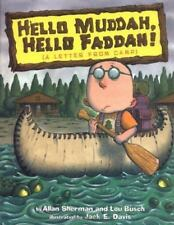 Hello Muddah, Hello Faddah: A Letter from Camp-ExLibrary