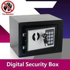 Safe Box Digital Security Storage Fire Drill Resistant For Home Office Safety
