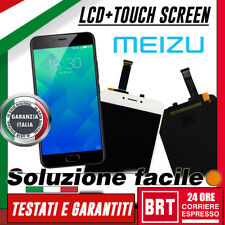 DISPLAY LCD+TOUCH SCREEN ORIGINALE PER MEIZU MX6 MX 6 M685H SCHERMO VETRO _24H!!