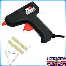 Glue Gun Hot Melt Electric Trigger DIY Adhesive Crafts Delivery in UK