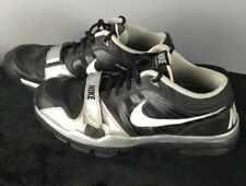 Nike Flywire Shoes Trainer 1 Shoes Gray Black Men Size 15 US