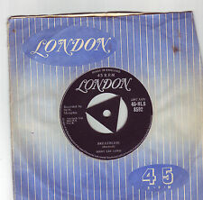 JERRY LEE LEWIS BREATHLESS RARE LONDON 1ST PRESSING 1957