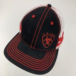 Ariat Footwear Ball Cap Hat Snapback Baseball