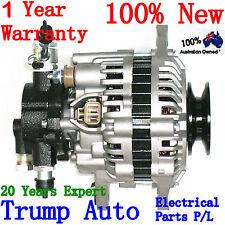 Alternator for Mitsubishi Delica Pajero Triton 4D56 2.5L Diesel 1PV Pulley
