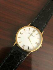 Baume & Mercier 18K Gold Swiss Quartz Men's Watch MV045088